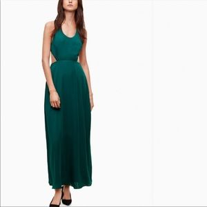 Talula Peekaboo Maxi Dress - Seamoss